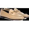 GUCCI Jordaan leather loafers - Mocassini -