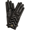 GUCCI Leather gloves - Gloves -