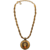GUCCI Lion head necklace - Necklaces -