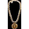 GUCCI Lion head necklace - Naszyjniki -