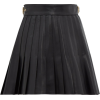 GUCCI Pleated leather mini skirt £1,833 - Röcke -