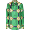 GUCCI Printed silk twill blouse - Camisa - longa - 1,500.00€