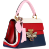 GUCCI Queen Margaret leather tote - Hand bag - $2,980.00