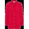 GUCCI Silk crêpe de chine blouse - Long sleeves shirts - 825.00€  ~ £730.03