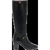 GUCCI Stiefel Double G aus Leder - Boots -