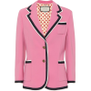 GUCCI Stretch cady blazer - Suits -