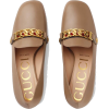GUCCI Sylvie leather mid-heel pump - Classic shoes & Pumps -