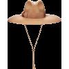 GUCCI Wide-brim woven hat - Hat -