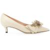GUCCI bow embellished pumps - Klasični čevlji -
