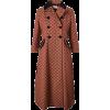 GUCCI brown & black coat - Jacken und Mäntel -