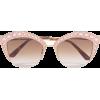 GUCCI embellished cat-eye sunglasses - Sunglasses -