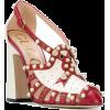 GUCCI escarpins ornés de perles - Klassische Schuhe -