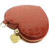 GUCCI heart shaped coin purse - ハンドバッグ -