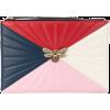 GUCCI pochette colour block - Schnalltaschen -