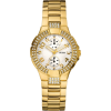 GUESS Status In-the-Round Watch - Gold - Watches - $130.00