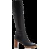 Gabriela Hearst Pat Knee High Boots - Boots -