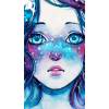 Galaxy Face - People -