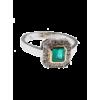 Smaragd prsten - Rings -