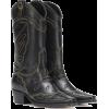 Ganni - Cowboy-Stiefel High Texas - Boots -