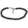 Garnet Anklet - Other jewelry -