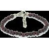 Garnet Bracelet - Bracelets -