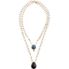 Gas Bijoux Scapulaire Double Necklace - Ogrlice -