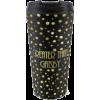 Gatsby travel mug by lauramariauk - Items -