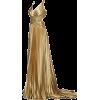 Gold Dress - Haljine -