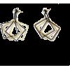 Geometric Earrings - Aretes -