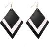 Geometric Earrings - Naušnice -