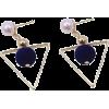 Geometric Earrings - Earrings -