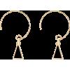 Geometric Earrings - Brincos -