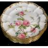 #GeorgeJones #Antique #Porcelain #Plates - Uncategorized -