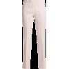 Giambattista Valli Crepe slim-fit trouse - Capri & Cropped -