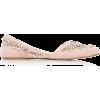 Giambattista Valli Crystal-Embellished V - Balerinki -