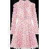 Giambattista Valli Ruffle Pink Floral - Dresses -