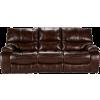 Gianna Leather Sofa - Uncategorized -