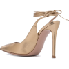 Gianvito Rossi Irene leather pumps - Classic shoes & Pumps -