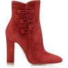 Gianvito Rossi Savoie Ankle Booties - Boots -