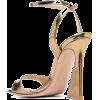 Gianvito Rossi strappy block heel sandal - Sandals -