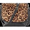 Gigi New York Leopard Bag - Hand bag -