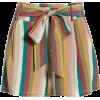 Gigi Print Silk Shorts RAILS - Hose - kurz -
