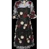 Gina Bacconi Floral Dress - Vestiti -
