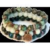 Ginger gem crafts bohemian bracelet - 腰带 -