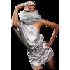 Girl People Silver - People -