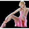Girl People Pink - Personas -