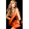 Girl People Orange - Ljudi (osobe) -