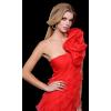 Girl Red Vintage People - People -