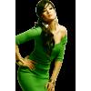 Girl People Green - Personas -