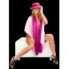 Girl People Pink - People -